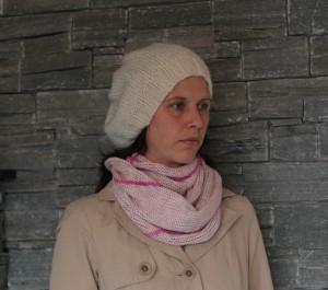 Å lage en hals på en Prym Maxi strikkemølle